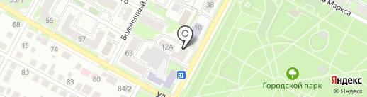 СКАЗКИН ДОМ на карте Бердска