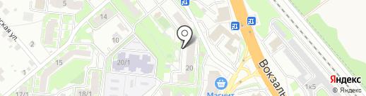 УралСиб на карте Бердска