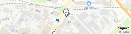 Кафель в Бердске на карте Бердска