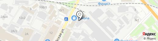 ИМСтальКон на карте Бердска