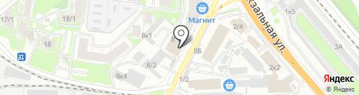 КИТАЕЦ.su на карте Бердска