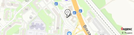 Центр по оформлению и страхованию автомобилей на карте Бердска
