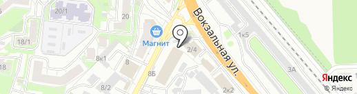 EMEX на карте Бердска