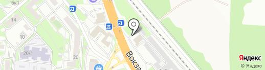 Медлабсервис на карте Бердска