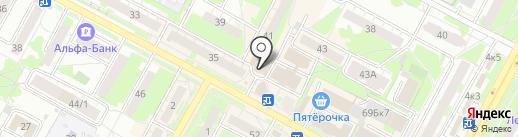 7 STREET SHOP на карте Бердска