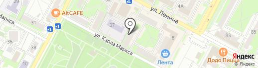 ТеплоСтрой на карте Бердска