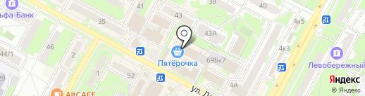 Студия индивидуального пошива на карте Бердска