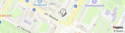 OZON.ru на карте Бердска