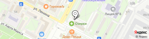Фотовидеостудия на карте Бердска