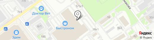 Городские Зрелищные Кассы на карте Новосибирска