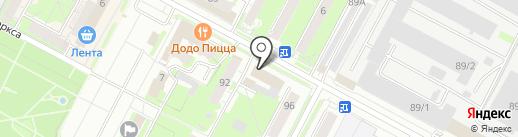 ВикториЯ на карте Бердска