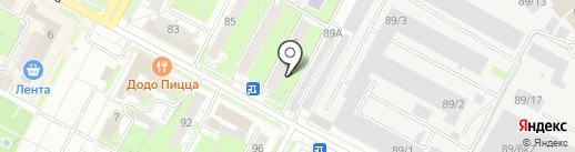 Центр слуховых аппаратов на карте Бердска