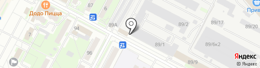 Комиссионный магазин на карте Бердска