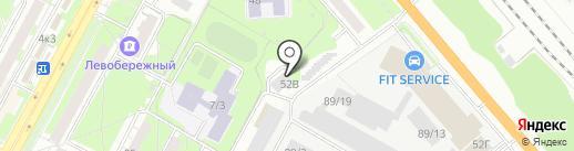 Сантехсервис на карте Бердска