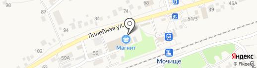 Ветеринарный кабинет на карте Мочища