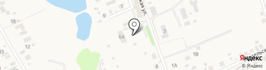 Монолит Строй на карте Мочища
