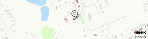 Малоэтажное Жилищное Строительство на карте Мочища