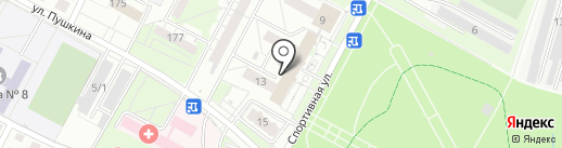 STALKER на карте Бердска
