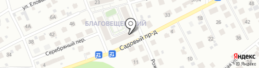 Строительный юрист на карте Новосибирска
