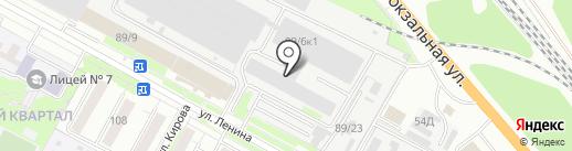Финансовый Партнёр на карте Бердска