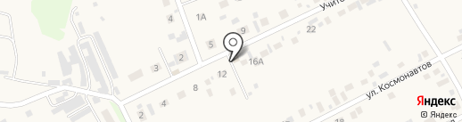 Любимый на карте Мочища