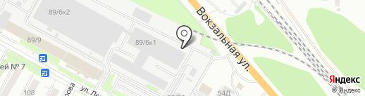 HAPPY LAMA на карте Бердска