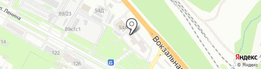 Сеть магазинов автозапчастей для МАЗ, КАМАЗ на карте Бердска