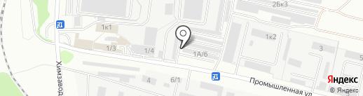 СпецСтройДемонтаж на карте Бердска