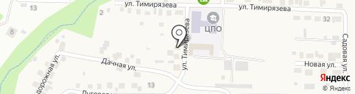 Светлана на карте Агролеса