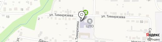 Искитимский центр профессионального обучения на карте Агролеса