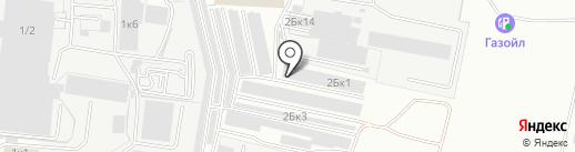 Волынкин В.В. на карте Бердска