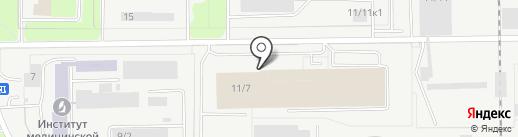 Мульти-Пак на карте Бердска