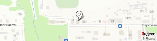 Физкультурно-оздоровительный центр на карте Агролеса