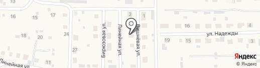 Автокомплекс на карте Агролеса