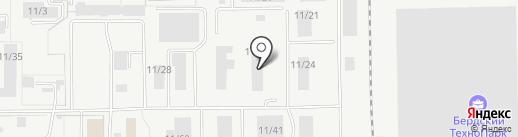 Натурофарм на карте Бердска
