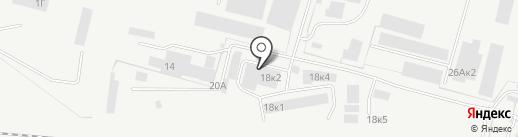 Каллисто на карте Бердска