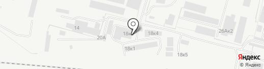Арт-Камень на карте Бердска