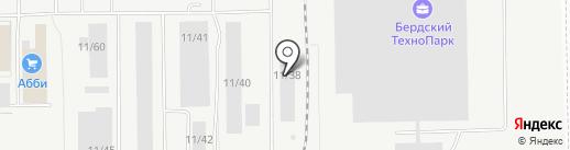 СИБЭКОТЕРМ на карте Бердска
