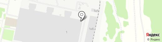 ЭкоБор на карте Новосибирска