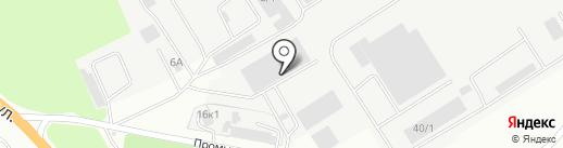 ГАРДИС на карте Бердска