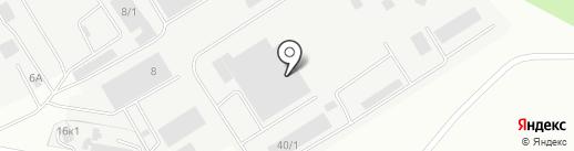 ЗЖБИ-42 на карте Бердска