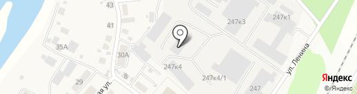 СММ на карте Барышево