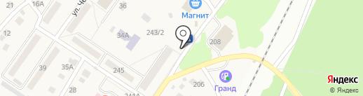 Киберплат на карте Барышево