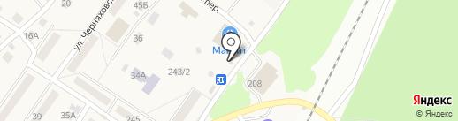 Qiwi на карте Барышево