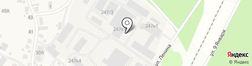АО ДТС на карте Барышево