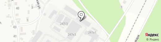 Лён & Джут на карте Барышево