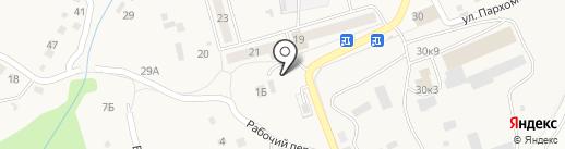 Продуктовый магазин на карте Двуречья