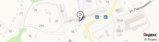 Рашмор на карте Двуречья