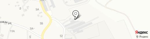 Эмити, ЗАО на карте Двуречья