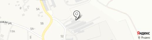 Эмити на карте Двуречья